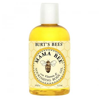 Burt's Bees Mama Bee Nourishing Body Oil  Питательное масло для тела 115 мл