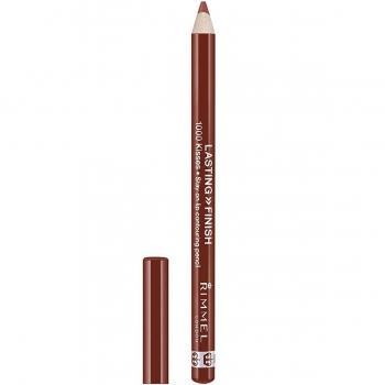 Rimmel Lasting Finish 1000 Kisses Lip Pencil Стойкий карандаш для губ оттенок 045 Café Au Lait
