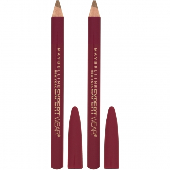 Maybelline Expert Wear Twin Eye & Brow Pencils Карандаш для глаз и бровей (2 шт.) оттенок 107 Blonde