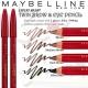 Maybelline Expert Wear Twin Eye & Brow Pencils Карандаш для глаз и бровей (2 шт.) оттенок 102 Dark Brown