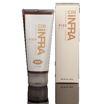 CHI Infra High Lift Environmental Cream Color  Осветляющая безаммиачная крем-краска для волос  113 г
