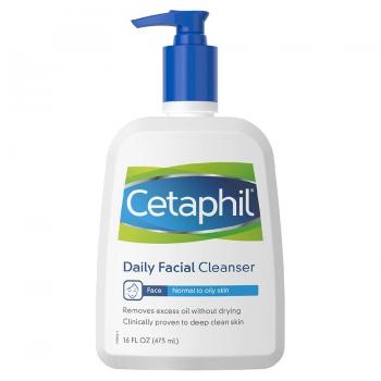 Cetaphil Daily Facial Cleanser Очищающий гель для лица 29 мл (миниатюра)