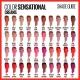 Maybelline Color Sensational® The Creams, Cream Finish Lipstick Makeup Помада для губ оттенок 005 Pink Sand (Cream) 4.2 г