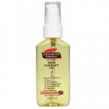 Palmer's Cocoa Butter Formula Skin Therapy Oil Терапевтическое масло для тела с витамином Е 60 мл