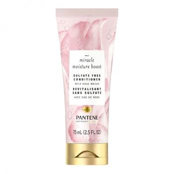 Pantene Miracle Moisture Boost Conditioner  Увлажняющий кондиционер для волос с розовой водой 75 мл