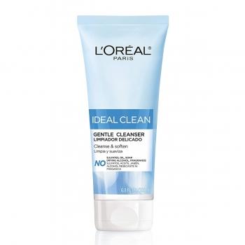 L'Oreal Paris Ideal Clean Gentle Cleanser  Нежное очищающее средство для лица Идеальная чистота 200 мл