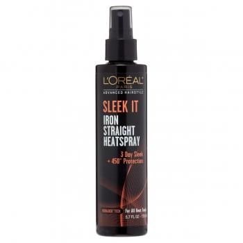 L'Oreal Paris Advanced Hairstyle Sleek It Iron Straight Heatspray Термозащитный спрей для волос 170 мл