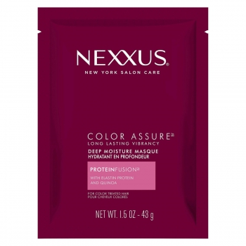 Nexxus Color Assure Deep Moisture Masque Увлажняющая маска для окрашенных волос 43 г