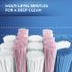 Oral-B Gum Care Compact Manual Toothbrush Extra Soft Зубная щетка экстра мягкая, розовая