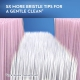 Oral-B Gum Care Compact Manual Toothbrush Extra Soft Зубная щетка экстра мягкая, серая