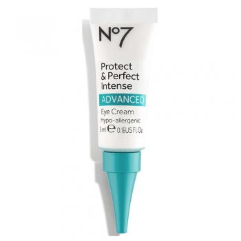No7 Laboratories Protect & Perfect Intense Advanced Eye Cream  Крем для кожи вокруг глаз 5 мл (миниатюра)