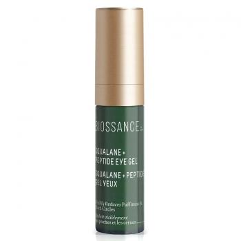 Biossance Squalane + Peptide Eye Gel Ультраувлажняющий гель для кожи вокруг глаз 4 мл (миниатюра)