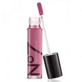 No7 Laboratories Matte Liquid Lips Жидкая матовая помада для губ оттенок Freedom 4 мл