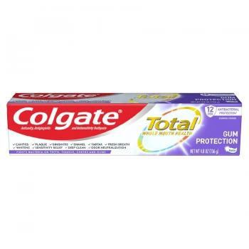 Colgate Total Gum Protection Toothpaste Комплексная зубная паста для защиты десен 136 г