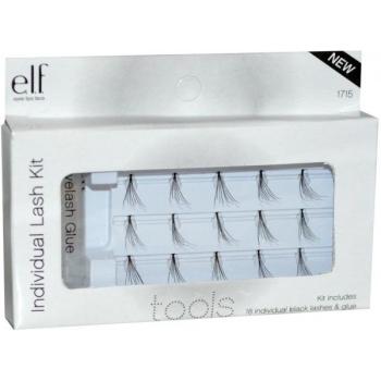 e.l.f. Essential Individual False Lashes Пучковые ресницы