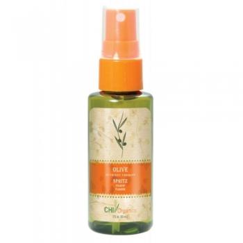 CHI Olive Nutrient Therapy Spritz  Спрей для фиксации укладки Олива 50 мл