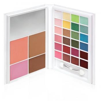 e.l.f. Essential 28-Piece Beach Beauty Palette Набор косметики 28 оттенков
