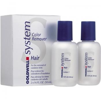 Goldwell System Hair Color Remover Средство для удаления краски  2 x 50ml
