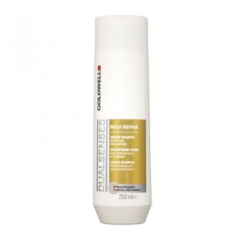 Goldwell DualSenses Rich Repair Cream Shampoo Шампунь 250 мл