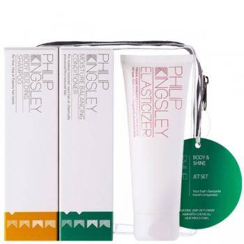 Philip Kingsley Jet Set  Body & Shine Набор для объема и блеска волос