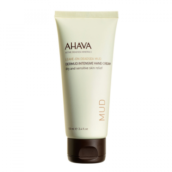 AHAVA Deadsea Mud Dermud Intensive Hand Cream Интенсивный крем для рук 100 мл