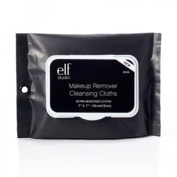 e.l.f. Studio Makeup Remover Cleansing Cloths Салфетки для снятия макияжа