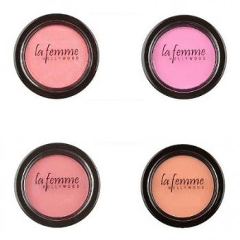 La Femme Blush-on Rouge Профессиональные румяна