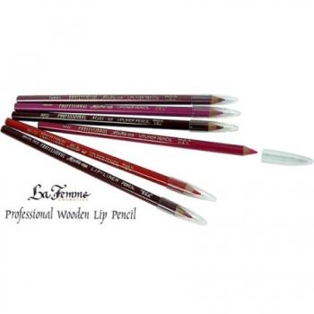 La Femme Wooden Lip Pencil Карандаш для губ