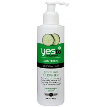 Yes To Cucumbers Gentle Milk Cleanser Смягчающее и очищающее молочко 170 г