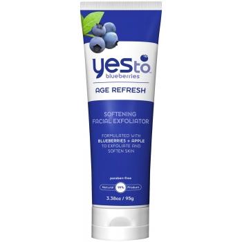 Yes To Blueberries Softening Facial Exfoliator Смягчающий скраб для лица 95 г
