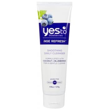 Yes To Blueberries Smoothing Daily Cleanser Ежедневное очищающее выравнивающее средство 127 г
