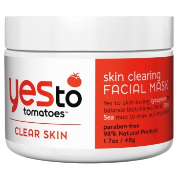 Yes To Tomatoes Clearing Facial Mask  Маска очищающая 48 г