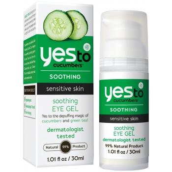 Yes To Cucumbers Soothing Eye Gel  Успокаивающий гель для век 30 мл