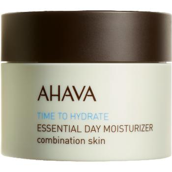 AHAVA Time to Hydrate Essential Day Moisturizer Combination Skin Крем дневной увлажняющий для комбинированной кожи 50 мл