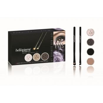 Bellapierre Get the Look Kit Smokey Eyes Минеральный набор для дымчатого макияжа глаз