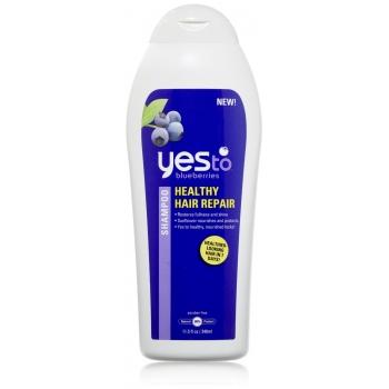 Yes To Blueberries Healthy Hair Repair Shampoo Восстанавливающий шампунь 340 мл