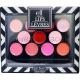 e.l.f. Essential 12 Piece Lip Palette Паллета помад / блесков для губ 11 оттенков + кисть